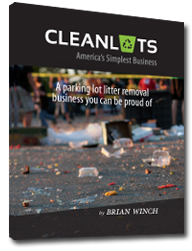 Start your own CLEANLOTS business