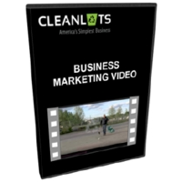 CLEANLOTS Business Marketing Video